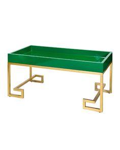 Gorgeous green #coffeetable. $419 (reg$1049) #bargain