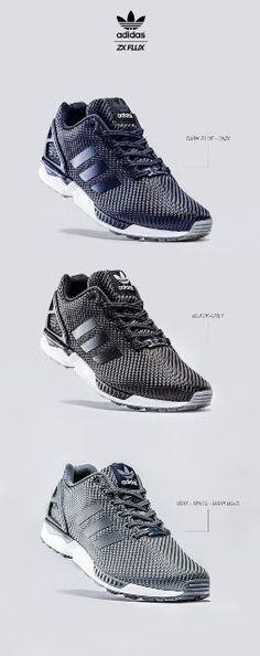 Adidas Flux ZX Мужская Обувь Adidas, Кроссовки Для Бега, Гардероб, Мужская  Обувь, e3fb1b90984