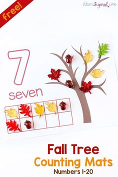 Fall tree counting m