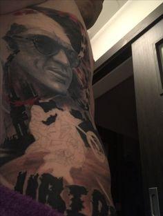 Tattoo Steve Žižkov 4.12. 2017