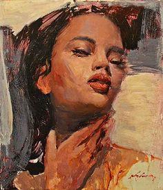 Tiberiu Chelaru (1967 - ) Extaz / Delight Painting, Painting Art, Paintings, Drawings