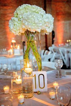 Brilliant Wedding Centerpiece Ideas - MODwedding