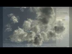Blender, Cycles - Volumetric Clouds with Smoke Sim. - YouTube