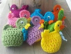 Easter Egg Cover Crochet Patterns Free - Bing images