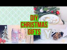 Подарки на НОВЫЙ ГОД Своими Руками // DIY Christmas Gifts - YouTube