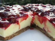 glyko me busina Greek Sweets, Greek Desserts, Party Desserts, Sweets Recipes, Baking Recipes, Easter Biscuits, Delicious Desserts, Yummy Food, Cheesecake