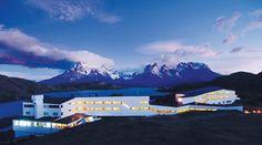 Torres del Paine, Hotel Salto Chico