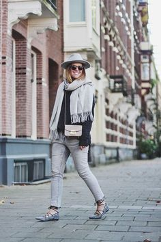 Winter Outfit Ideas #winter #style #layering #outfit
