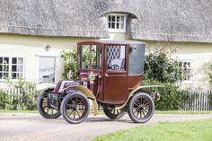1904 De Dion Bouton 8hp Model V Coupé  Engine no. 15432