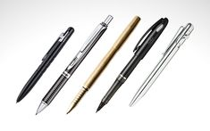 Staff Picks: 5 EDC Pens We're Using Right Now