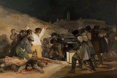 El 3 de mayo de 1808 | Goya