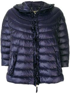 Shop the latest Twin-Set designer fashion & accessories for women now. Puffer Jackets, Winter Jackets, Keeping Healthy, Moncler, Best Brand, Jackets For Women, Slim, Fitness, Shopping