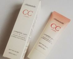 Beleza e etc..: Mamonde CC Cream 40ml FPS35 PA++