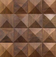 Wood Square Pyramids x Sheets Adhesive Pattern Vinyl Sheets * Sign Vinyl * Decal Vinyl Wood Crafts wood squares Oak Wood Texture, Tiles Texture, Wood Vinyl, Wooden Wall Art, Origami, Door Design Interior, Modern Interior, Wood Wall Design, Wooden Pattern