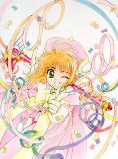 e-shuushuu kawaii and moe anime image board Manga Anime, Moe Anime, Kawaii Anime, Sakura Card Captors, Sakura Kinomoto, Sakura Sakura, Xxxholic, Clear Card, Manga Games