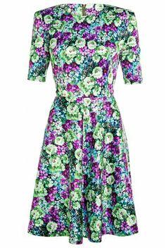 Louche Payton Flower Dress