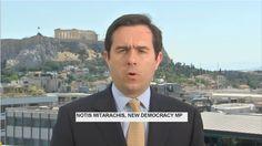 Greek Poll Winners Race To Form Coalition, Sky News, 18/6/2012