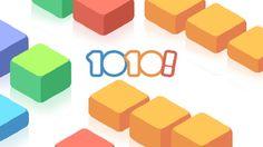 1010! é um #jogo viciante para dispositivos #Android e #iOS que lhe vai trazer memórias dos tempos em que passava horas a jogar #Tetris!