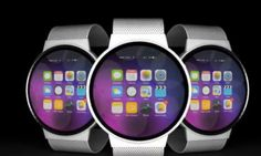 It's about time! Apple's iWatch set for October launch