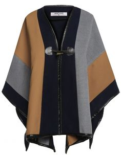 Wrap Shawl Cape Casual Poncho Cloak Coat Outerwea