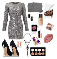 """""""Untitled #32"""" by cohen-sadie ❤ liked on Polyvore featuring Slate & Willow, Casadei, Kendra Scott, tarte, Bobbi Brown Cosmetics, Benefit, NYX and Lime Crime"""
