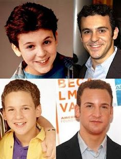 """Fred Savage & Ben Savage, the """"Boy meets World Kid"""" and the """"The Wonder  Years"""",there brother, i never knew thatand i have alway wondered we this guys looked soo much alike haha"""