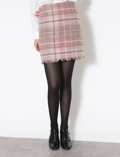 New Women Spring Casual Mini Check Skirt Japanese/Korean Fashion #Unbranded #Mini