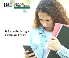 Texting is a great way to quickly get in touch with someone and stay in touch. However, the convenience it offers can also make it a tool for harm in the wrong hands. Criminal Law, Criminal Defense, Computer Crime, Texas Law, Court Order, Text Messages, Investigations, Bullying, Things To Come