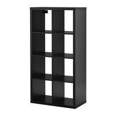 Ikea Kallax Bookcase Shelving Unit Display Black Brown Modern Shelf Ikea http://www.amazon.com/dp/B00JPT8STW/ref=cm_sw_r_pi_dp_.aSSub19RNQ9D