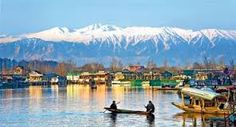 Kashmir is the heaven of earth