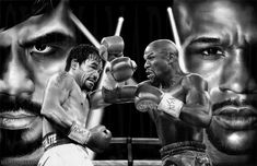 Mayweather vs. Pacquiao: Weigh-Ins