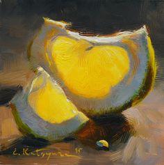 Paintings by Elena Katsyura: Suntouched
