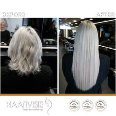 Extension Made by Haarvisie. Top Stylist, Latest Fashion Trends, Hair Extensions, Hair Care, Stylists, Long Hair Styles, Beauty, Beautiful, Concrete