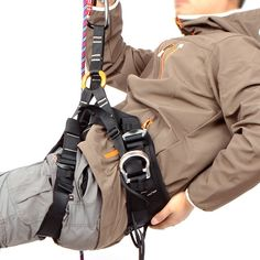 Climbing Half Body Harness Safe Seat Belt for Mountaineering Higher Level Rescue Caving Rock Climbing Rappelling Equip Black >>> Read more at the image link. (This is an affiliate link) Rock Climbing Harness, Rock Climbing Gear, Climbing Wall, Tree Arborist, Sports Court, Safety Awareness, Tree Felling, Logging Equipment, Rope Knots