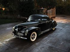 Thumbnail for version as of 08 16 10 november 2009 for 1939 lincoln zephyr 3 window coupe