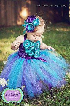Flower girl tu tu