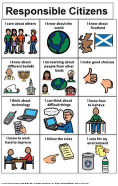 Responsible Citizens Level 1 - CollegeScotland.ac.uk
