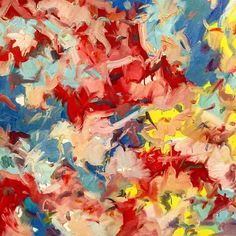 Let the beauty we love be what we do www.stevenwmiller.com #art #painting #artist #love #beauty #fashion #modern #interiordesign #love #color