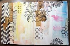 Art Journal Every Day: A Seven Day Plan