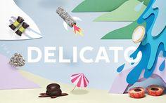 Very tasty identity – Delicato   DDB Stockholm