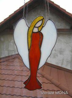 Anděl Amálie červený