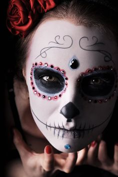 my face for halloween!