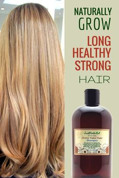 Grow New Hair Shampoo / I have used several products to help with my thinning hair such as Nioxin, Bosley's. Just Natural / Nutritive has many different benefits, my hair feels amazing, it's full, and I can even wear it natural without it frizzing! With t