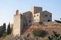 Rocca Malatestiana. Malatesta Fortress.