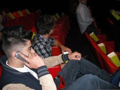 if you have a bad day, just remember that Liam and Zayn had a movie date