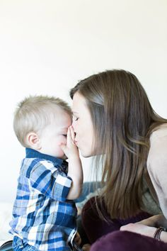 Do you kiss your kids on the lips?   R.Simple Life
