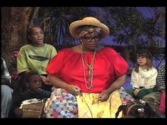 Gullah Dialect Storyteller ▶ Aunt Pearlie Sue Kick Starter project - YouTube. #SCLowcountry #AuntPearlieSue #Gullah