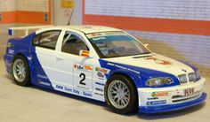 Fly Car Model A625. BMW 320i. FIA ETCC 2003. Antonio García. #slotcar