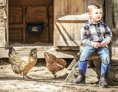 Why Kids Hale Muck Boots Are Better Than Your Average Rubber Boot Kids Rain Boots, Muck Boots, Cowboy Hats, Ranch, Hipster, Guest Ranch, Hipsters