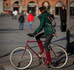 Copenhagen Bikehaven by Mellbin